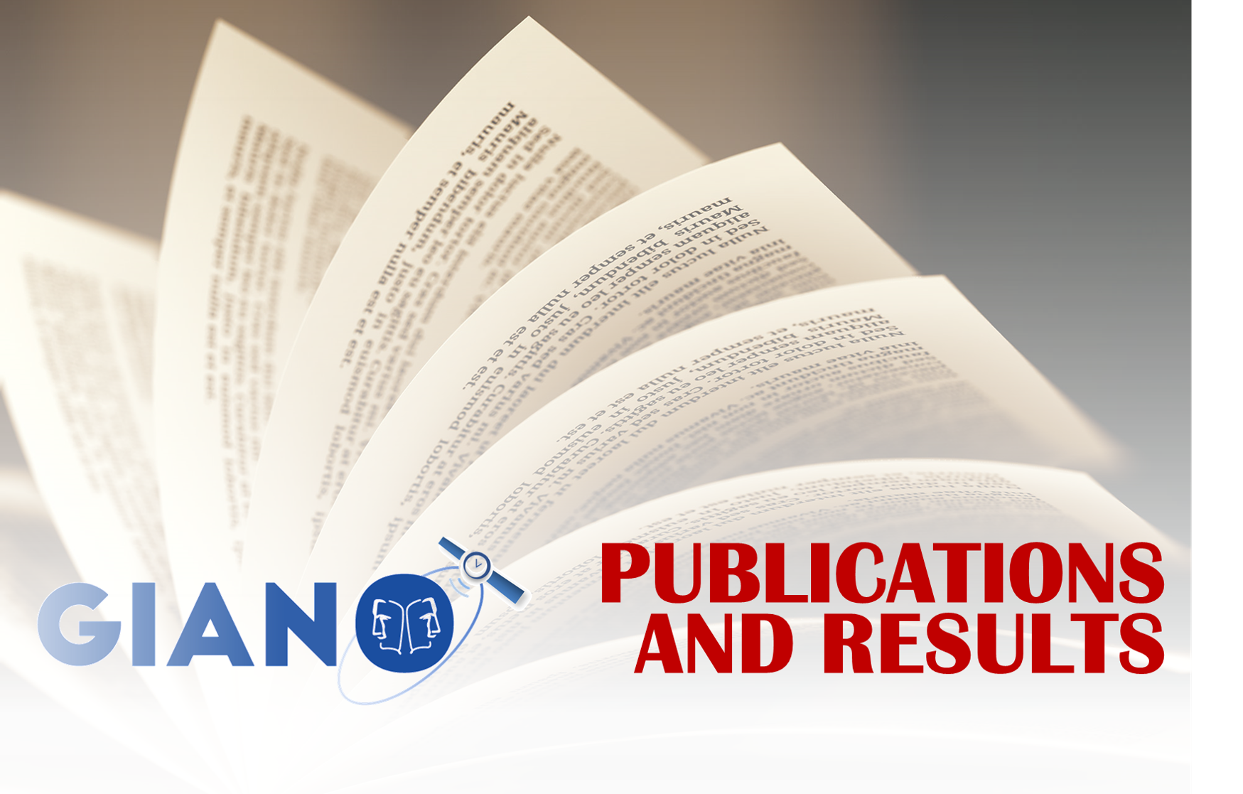 Publications and Results
